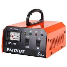 Купить зарядные и пуско-<b>зарядные устройства patriot</b> для ...