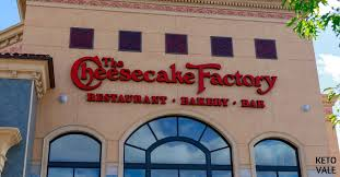 how to order low carb at the cheesecake factory