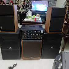 Cần thanh lý dàn karaoke gia đình+ ngoài trời - vechai.org