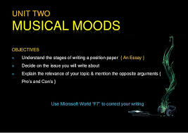 ch u music moods