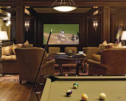 home theater room planning ideas cozy home theater designs with sofa table cushions pendant lamp