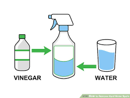 image titled remove hard water spots step 1