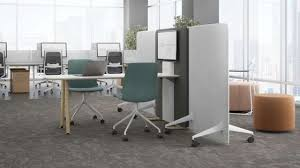 Creative office solutions Fun Neginegolestan Acoustic Furniture Solutions For Open Plan Creative Office Spaces
