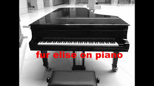 Note~ please don't mind the mistakes i made because i know i made a few :pfeel free to use this in rgt. How To Play Fur Elise On The Roblox Piano Youtube