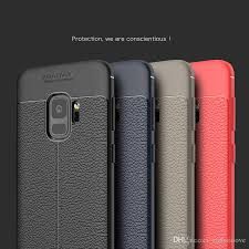 for samsung s9 case luxury ultrathin soft tpu leather cases cover for samsung galaxy s9 plus s8 s8plus note 8 phone bags designer cell phone cases leather