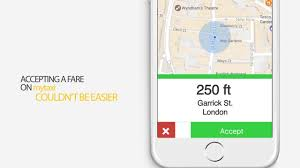 mytaxi drivers how to accept a job on ios mytaxi drivers how to accept a job on ios