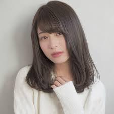 清楚な髪色といえばこのカラーおすすめヘアスタイル特集