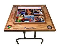 Domino Table Puerto Rico Design Greatest Puerto Rican Boxers Domino Table Domino Table In