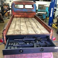 Truck Bed Gun Rack Installing Truck Tool Box With Bed Liner Awesome ...
