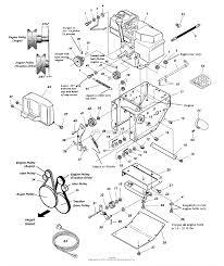 8 hp briggs and stratton engine parts diagram fresh simplicity 860e 8hp 24 quot es parts