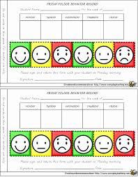behavior charts for preschoolers template preschool behavior chart template unique free printable behavior