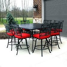 pub height patio set counter height outdoor dining set patio furniture house plans ideas marvelous bar pub height patio set