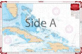 Puerto Rico Charts Florida To Puerto Rico And Mona Passage Navigation Chart 16