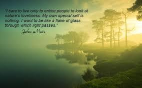 John Muir Quotes On Love. QuotesGram via Relatably.com