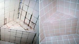 remove mold from shower caulk best shower cleaner for mold and mildew how to