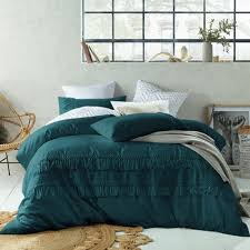 sku acca1341 jade boho tassel linen cotton quilt cover set is also sometimes listed under the following manufacturer numbers 71506 71513 71520 71537