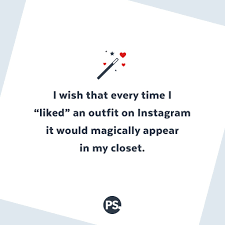 Inventors Get On This Fashion Instagram Quotes Popsugar