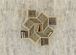 Small Picture Wall Mounted Bookshelves Designs