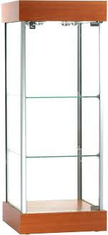 glass display cabinet with lights box lock ikea australia wall mount light mounted silver small cases for collectibles in led task bedroom reading