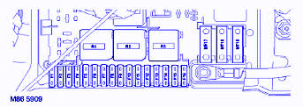 land rover discovery 2003 fuse box block circuit breaker diagram land rover range rover hse 2003 fuse box block circuit breaker diagram