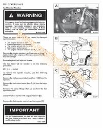 bobcat s repair manual skid steer loader  description