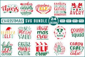 Download and upload svg images with cc0 public domain license. Christmas Svg Design Bundle 0006 Crella