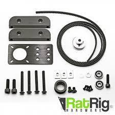 v slider diy motorizing kit mechanical only