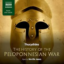 history of the peloponnesian war the abridged naxos audiobooks the history of the peloponnesian war