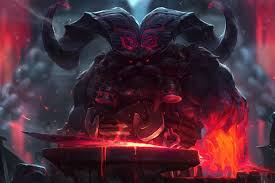 ornn is league of legends most dota 2 champion to date and that