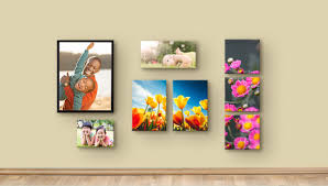 brighten up your space with canvas prints