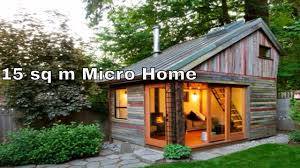 Small Picture 15 Sq m Micro Home YouTube