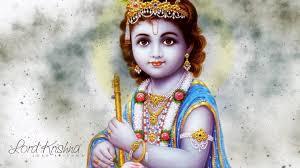God Krishna 1 HD Wallpapers