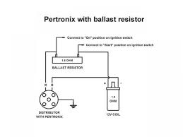 pertronix ignitor wiring diagram pertronix image ballast resistor wiring diagram the wiring diagram on pertronix ignitor wiring diagram