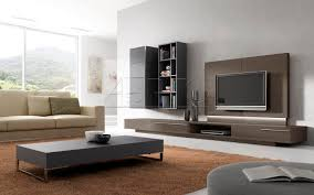 modern media wall units – home design inspiration
