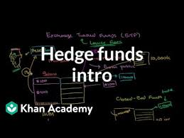 Hedge Funds Intro Video Hedge Funds Khan Academy
