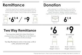 Remittance Envelope Template Word Unique Size Guide Final Print ...
