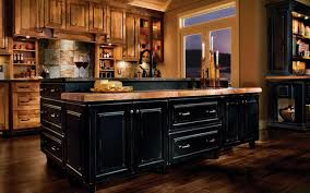 dark rustic cabinets. Modern Dark Rustic Cabinets With Bathroom Kitchens Barndominiums Kitchen A