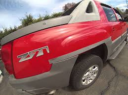 2002 chevy avalanche cladding solution - YouTube