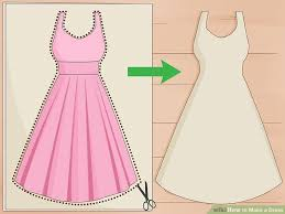 How To Make A Dress Pattern Adorable 48 Ways To Make A Dress WikiHow