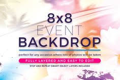 28 Best Step And Repeat Event Backdrop Templates Images Backdrop
