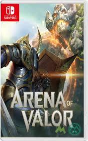 Resultado de imagem para Arena of Valor switch