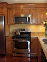 Kitchen Cabinet For Microwave Kitchen Kitchen Microwave Cabinet Interior Design For Home