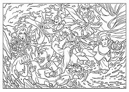 The Legend Of Korra Coloring Pages