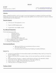Mccombs Resume Template Mccombs Resume format Luxury Mc Bs Resume Template Job Cv Sample 24