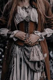 Pin by Tracie Meredith-Hopkins on -> •period drama | Medieval clothing  women, Renaissance women, Women corset