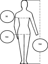 Nato Clothing Size Chart Clothing Size An Overview Sciencedirect Topics