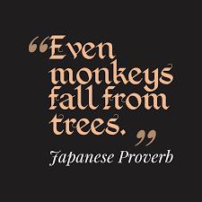 Japanese Wisdom About Mistake
