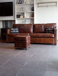 Leather Couch Living Room Design Tough Snazzy Distressed Leather Based Couch Coming With Humble