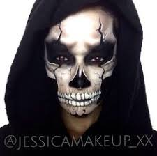 un feu d artifice créatif make up make up and skull make up