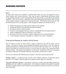 Simple Sales Report Simple Business Report Template